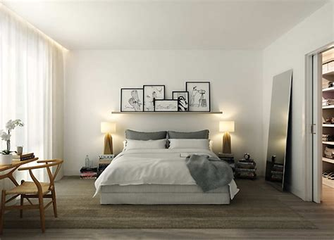 How To Decorate A Minimalist Style Bedroom In Steps