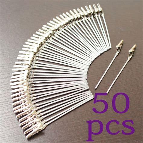 lot 50pc diy craft new wire clip card 172 e picture photo memo