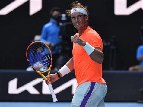 Australian Open: Rafael Nadal Beats Fabio Fognini To Reach ...