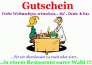 Text Gutschein Essen : restaurant als gutschein 2 vorlagen muster gutscheinideen ~ Markanthonyermac.com Haus und Dekorationen