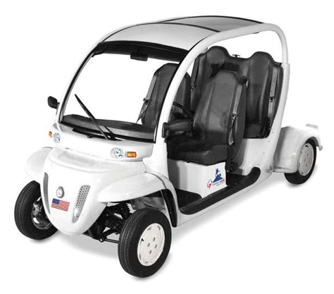 Gem Electric Car by Gem Electric Vehicles Are Clean Air Leaders