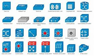 27 Good Standard Network Diagram Symbols Design Ideas
