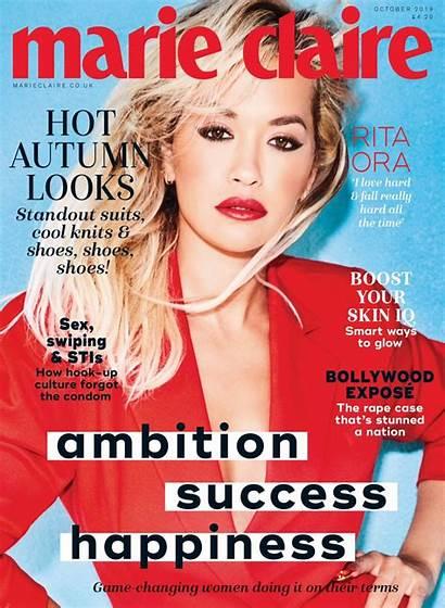 Claire Marie Magazine Rita Ora October Magazines