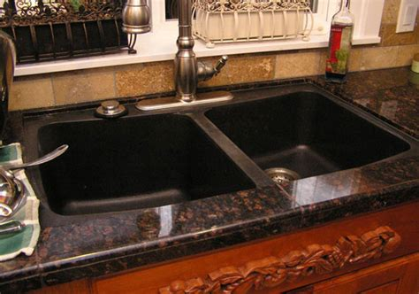 black granite kitchen sink black granite sink kitchenidease com