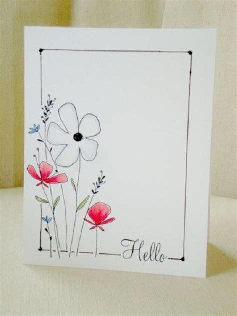 items similar  floral  greeting card  etsy