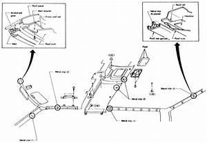91 Nissan D21 Parts
