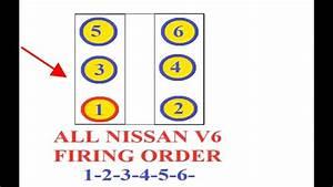 Nissan Firing Order V6 1 2 3 4 5 6