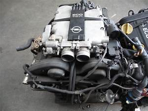Used Opel Omega B  25  26  27  3 0i V6 24v Engine