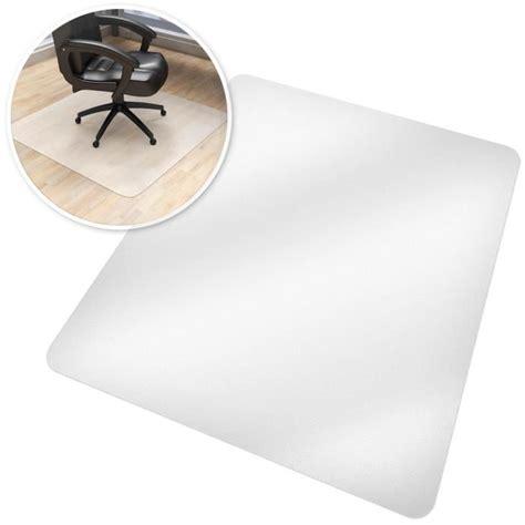 tapis pour chaise de bureau chaise de bureau transparente achat vente chaise de