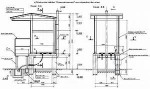 Plan De Toilette Bois : exemple de plan de toilettes seches ~ Dailycaller-alerts.com Idées de Décoration