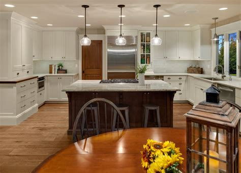 212th Dr   Traditional   Kitchen   seattle   by Interiors