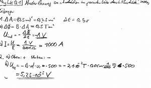 Induktion Berechnen : sdl server klassen musterl sungen physik aufgaben ~ Themetempest.com Abrechnung