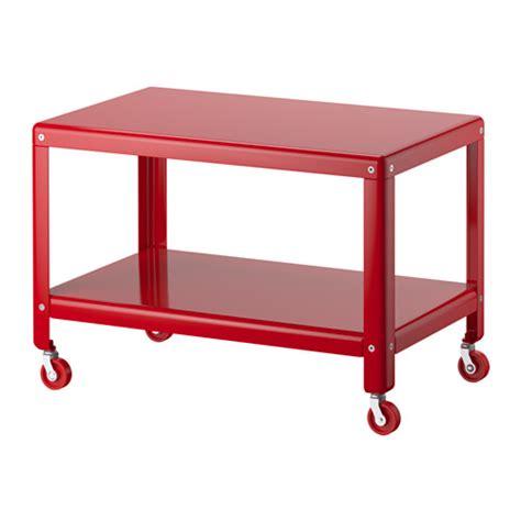 table with wheels ikea ikea ps 2012 coffee table red ikea