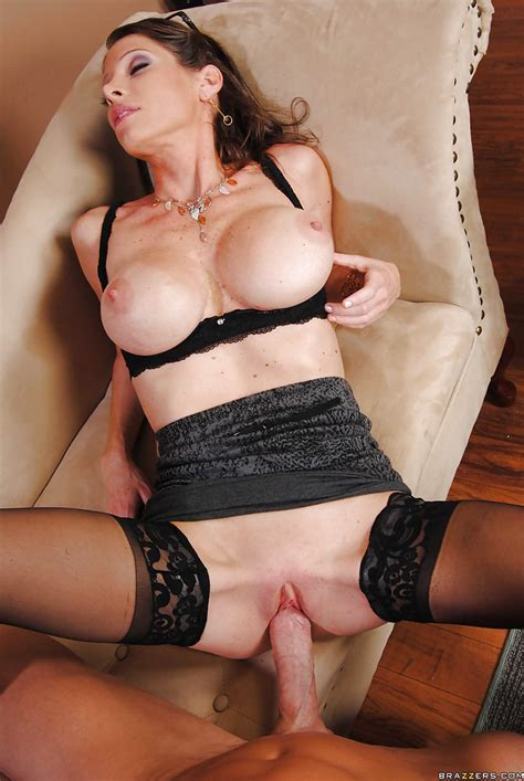Hot Mature Milf Stockings