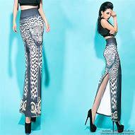 длинная юбка оригинальная