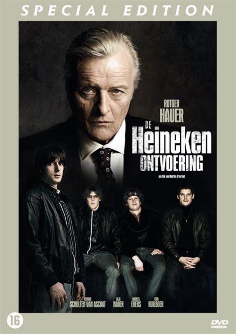 rutger hauer heineken bol de heineken ontvoering special edition dvd