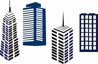 Building Clipart Commercial Buildings Clip Types Business