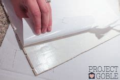 1000 ideas about sticky tile on adhesive