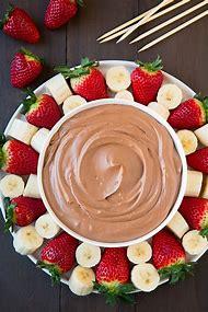 Chocolate Fruit Dip