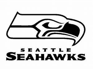 Seattle Seahawks Seahawks Coloring Page Sports