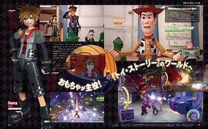 Full Famitsu Interview With Nomura On KINGDOM HEARTS 3