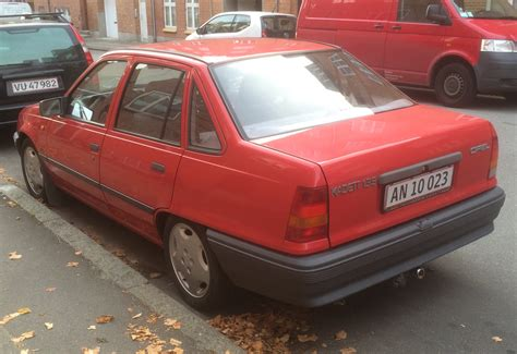 A Photo For Sunday 1984 1991 Opel Kadett 1 3 S Driven