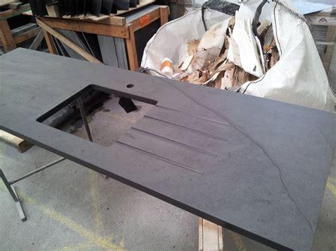 plan de travail cuisine ardoise minardoises plan de travail cuisine avec évier ardoise