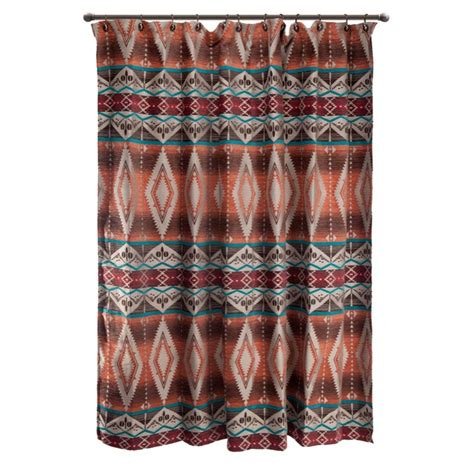 western curtains western shower curtains sonoran sky shower curtain lone star western decor