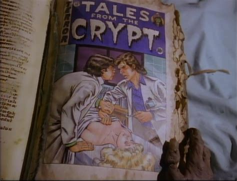 Abra Cadaver  Tales From The Crypt Wiki  Fandom Powered By Wikia
