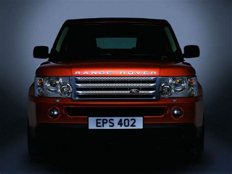land rover range rover sport  cartype