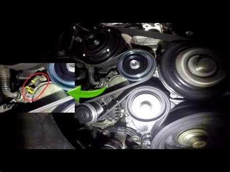squealing noise kd engine toyota prado  youtube