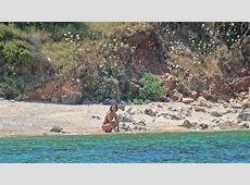 Greece Corfu Awlaki Nudist beach Photo from Avlaki in