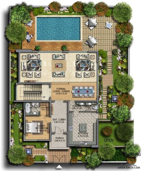 Villa Home Plans by Qatar Al Rayyan Residential Development Villas 1 In