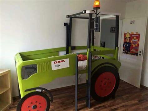 Kinderzimmer Gestalten Junge Traktor by Kinderbett Traktor Tractor Room Kinder Bett