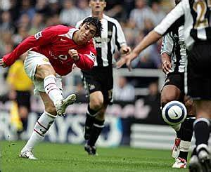 Newcastle 0-2 Manchester United – Run for it