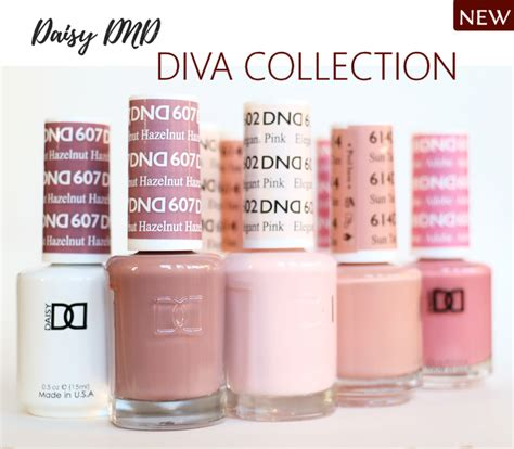 sweet diva collection  daisy duo esthers nail corner