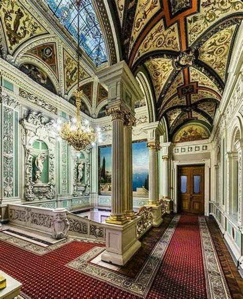 Mansion Of Baron Kelch In St Petersburg Mansions