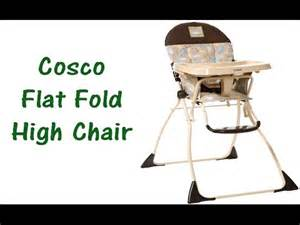 cosco flat fold high chair review slim fold walmart