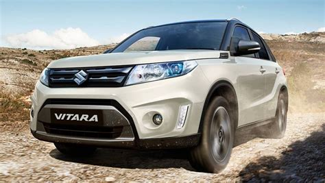 Suzuki Vitara by 2015 Suzuki Vitara Review Drive Carsguide