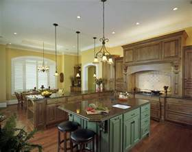 kitchen design with island layout country kitchen designs layouts decorating ideas