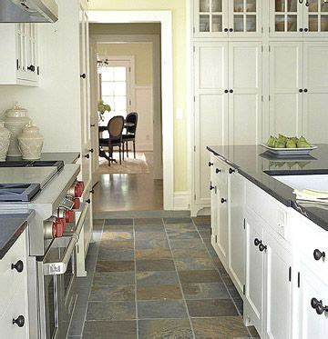 slate flooring in kitchen kitchen flooring ideas for the home 5315