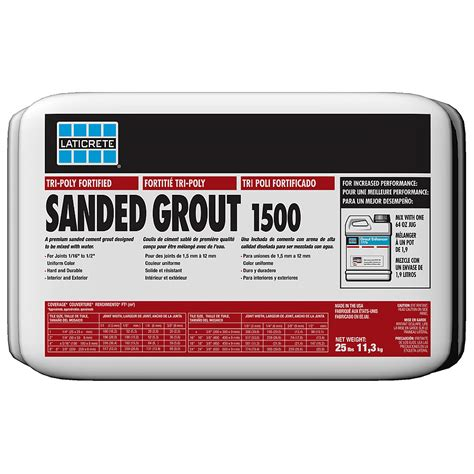 chocolate grout shop laticrete 25 lbs chocolate truffle sanded powder grout at lowes com