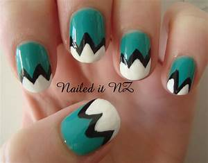 simple nail designs for short nails easy nail art With easy at home nail designs for short nails