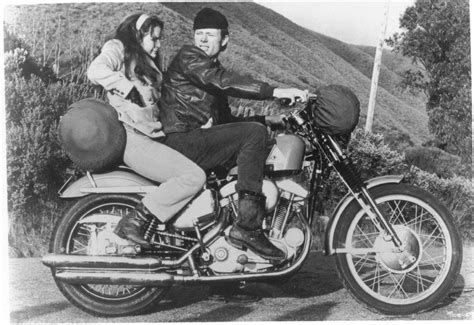 jan moriarty actress famous bikes from the movies gearhead central