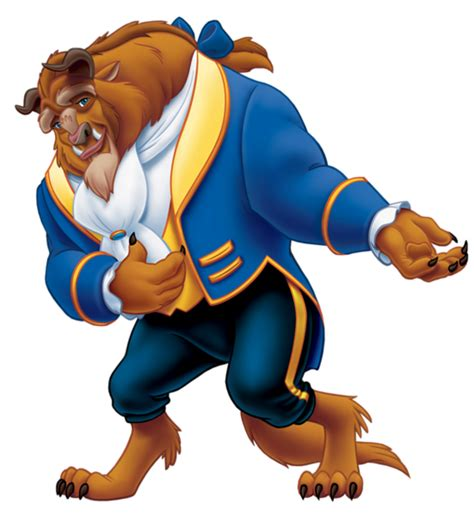 And The Beast Clipart Disney 1