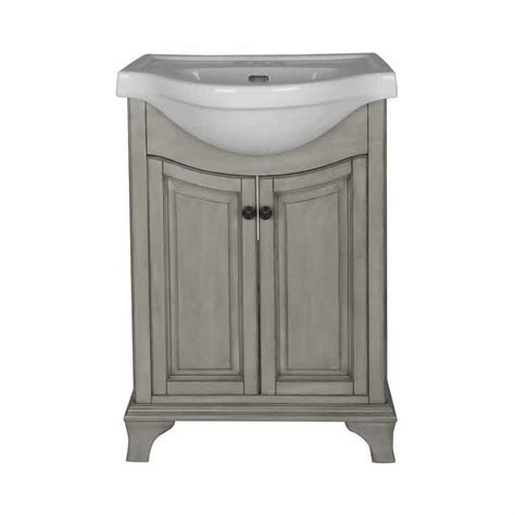 foremost  corsicana single sink bathroom vanity