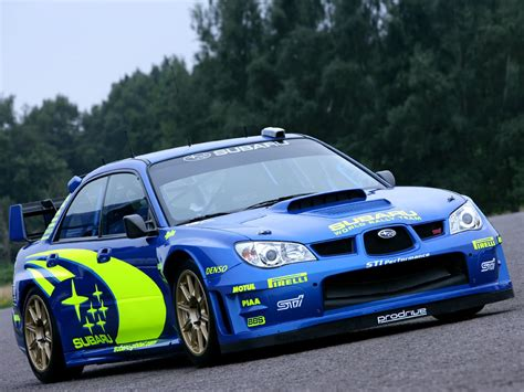 Mad 4 Wheels 2005 Subaru Impreza Wrc 2006 Prototype