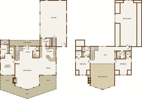 log cabin home floor plans awesome two story log cabin house plans new home plans