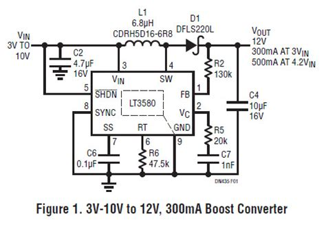 dn435f reference design dc to dc single output power supplies arrow