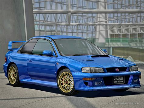 Subaru Impreza 22b Sti '98  Explore Motorforum's Photos